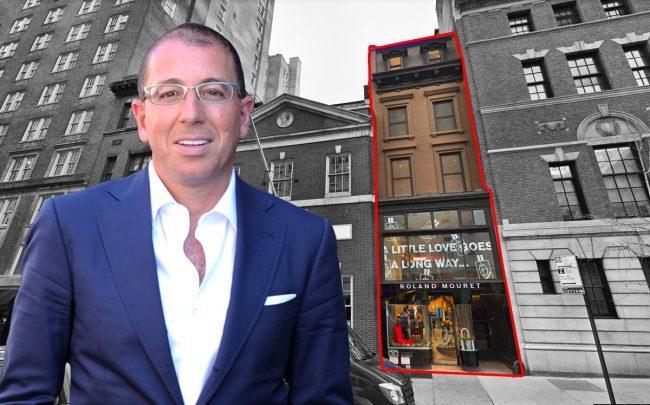Thor Equities chairman Joe Sitt and 1006 Madison Avenue