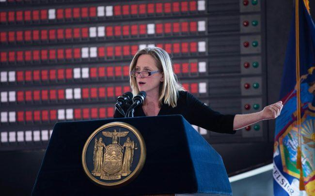 Queens Borough President Melinda Katz (Credit: Getty Images)