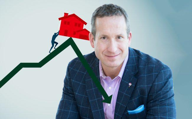 RE/MAX CEO Adam Contos (Credit: iStock)