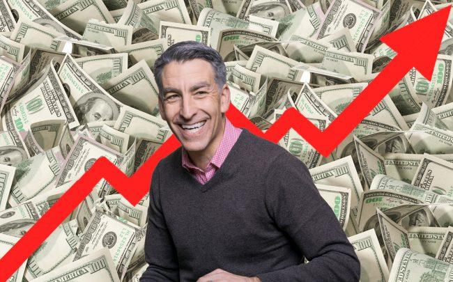 Redfin CEO Glenn Kelman (Credit: Redfin and iStock)