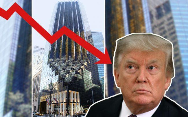 Trump Tower at 721 Fifth Avenue