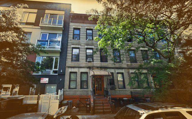 19 Kingsland Avenue in Bushwick (Credit: Google Maps)