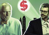 Time Equities CEO Francis Greenburger and Empire State Realty Trust CEO Anthony Malkin (Credit: Getty Images and iStock)