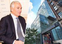 Charles Kushner and 107 Rivington (Credit: Getty Images and Google Maps)