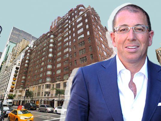 680 Madison Avenue and Thor Equities CEO Joe Sitt (Credit: Google Maps)