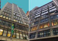 142 West 36th Street and 234 West 39th Street (Credit: Google Maps)