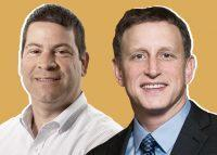 Tim Curran, CEO of Building Engines and Peter Boritz, CEO of Real Data Management