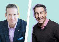 RE/MAX CEO Adam Contos and Redfin CEO Glen Glenn Kelman