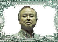 Softbank CEO Masayoshi Son (Credit: Getty Images and iStock)