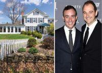 341 Pantigo Road with restaurateur Will Guidara and chef Daniel Humm (Credit: Getty Images)