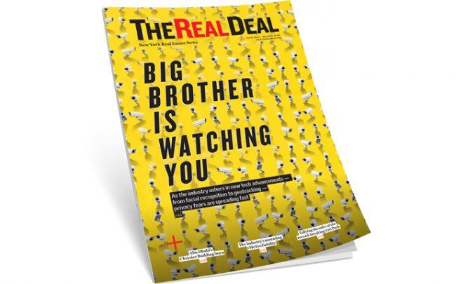 The Real Deal's May cover