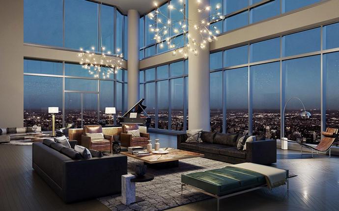 Lower Duplex Great Room