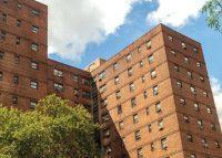 NYCHA's Amsterdam Houses in Lincoln Square
