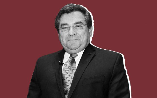 NY Community Bank president Joseph Ficalora (Credit: Facebook)