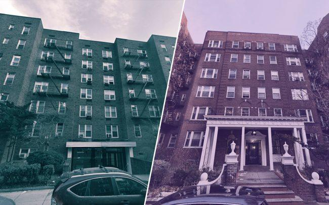 140-60 Beech Avenue and 140-30 Ash Avenue in Queens (Credit: Google Maps)