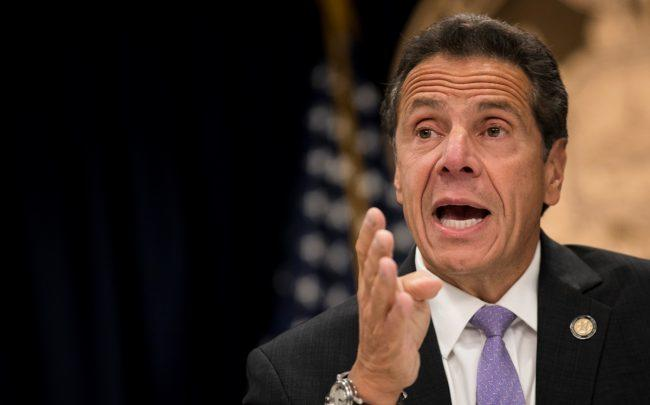 Governor Andrew Cuomo (Credit: Getty Images)