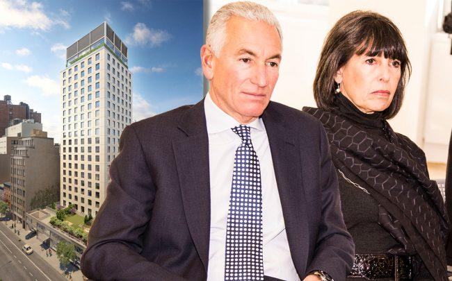 21 East 12th Street with Charles Kushner and Seryl Kushner (Credit: Getty Images)