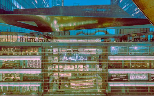 Neiman Marcus at Hudson Yards