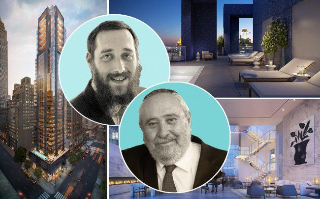 172 Madison Avenue with Keller Williams NYC's Efraim Tessler and developer Yitzchak Tessler