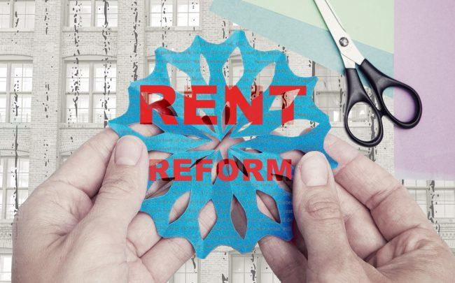 "The state Senate discussed dramatic changes to the nine bill rent regulation package just before reaching a ""consensus"" (Credit: iStock)"