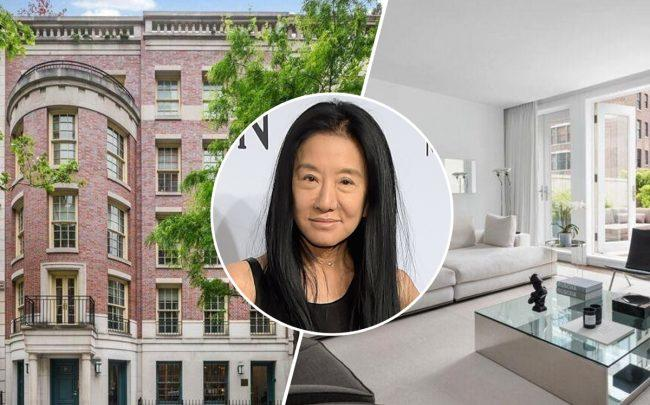35 East 63rd Street and Vera Wang (Credit: Getty Images)