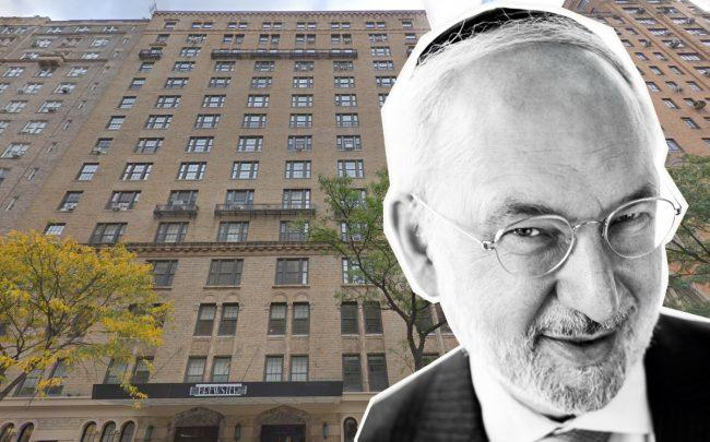 David Bistricer and 21 West 86th Street (Credit: Studio Scrivo, Google Maps)