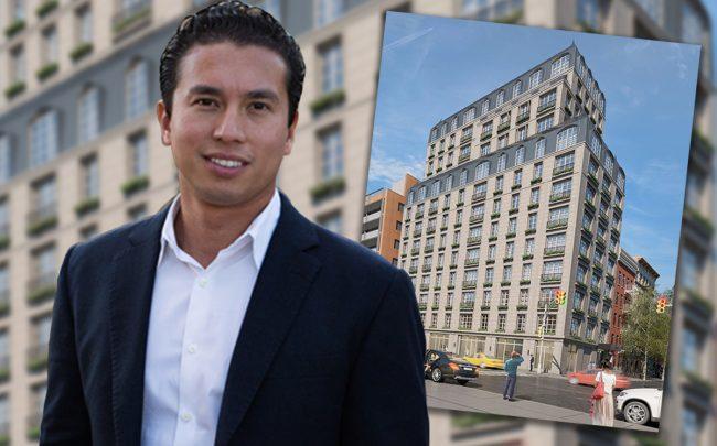 Silverback Development's Josh Schuster and 359 Second Avenue