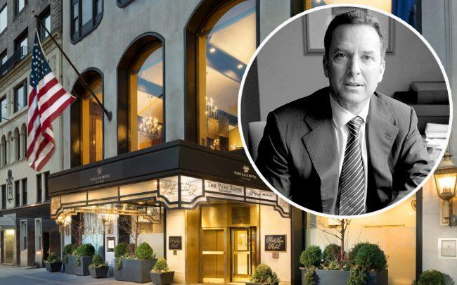Witkoff Group's Steve Witkoff and the Park Lane Hotel