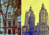 12 East 81st Street and 145 Central Park West