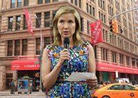 The Strand Bookstore and store owner Nancy Bass Wyden (Credit: Getty Images)