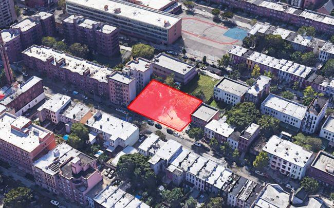 448 East 143rd Street in the Bronx (Credit: Google Maps)