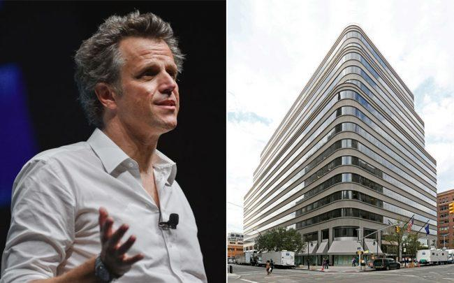 Publicis Groupe Renews Expands At 375 Hudson Street