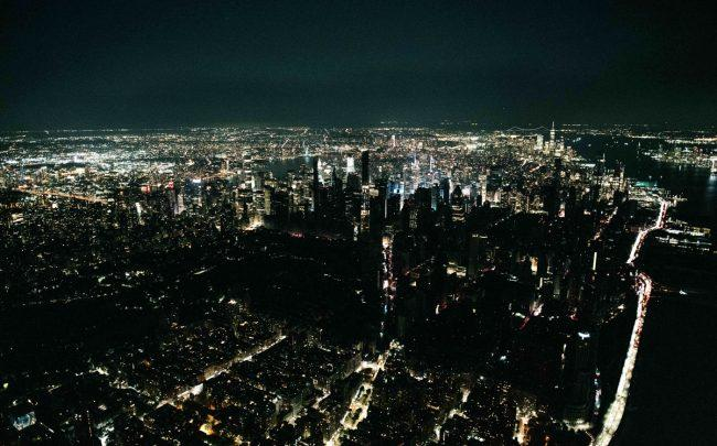 The blackout impacted a 42-block stretch of Manhattan between the Hudson River and Fifth Avenue (Credit: Getty Images)