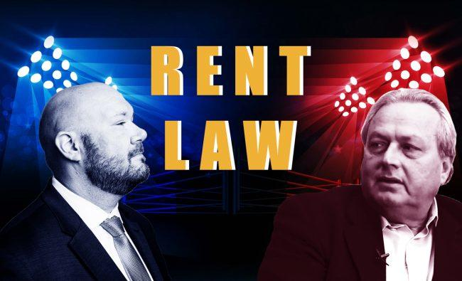 RSA filed a lawsuit challenging New York's rent law