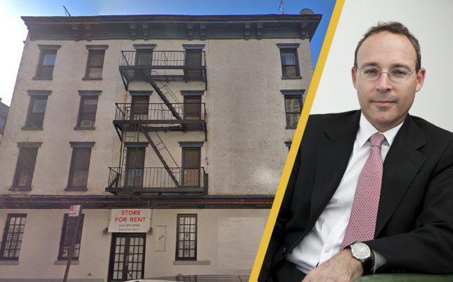 200 East 83rd Street and Miki Naftali (Credit: Google Maps)