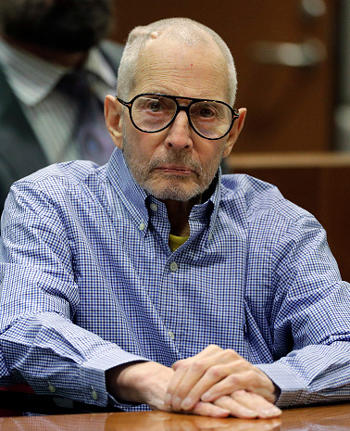 Robert Durst (Credit: Getty Images)