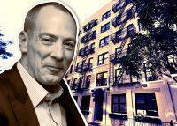 Steve Croman and 326-340 East 100th Street (Credit: Getty Images and Google Maps)