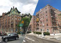 441 Ocean Avenue and 1745 Caton Avenue in Brooklyn (Credit: Google Maps)
