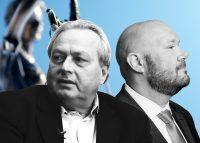 RSA president Joe Strasburg and CHIP executive president Jay Martin (Credit: iStock)