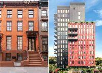 308 Carlton Avenue in Fort Greene and 347 Henry Street in Cobble Hill (Credit: Corcoran and CityRealty)