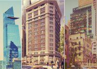 30 Hudson Yards, One Soho Square, and 640 Fifth Avenue (Credit: KPF)