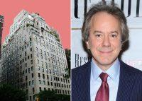 740 Park Avenue and William Lie Zeckendorf (Credit: Wikipedia and Getty Images)