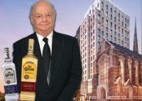 José Cuervo owner Juan Beckmann Vidal and 1010 Park Avenue (Credit: Getty Images, StreetEasy)