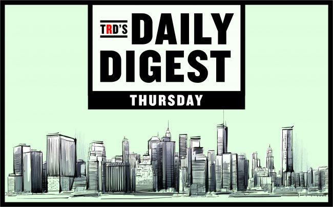 Daily Digest Thursday