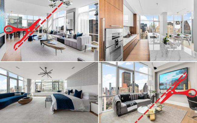 219 East 44th Street (Credit: StreetEasy and iStock)