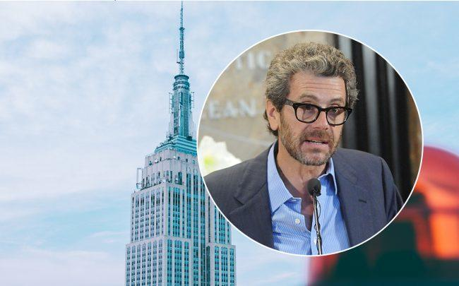 Empire State Realty Trust CEO Anthony Malkin (Credit: Getty Images)