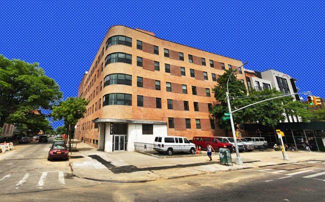 871 Bushwick Avenue in Brooklyn (Credit: Google Maps)