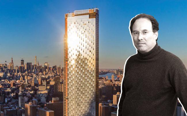 One Manhattan Square Extell Development CEO Gary Barnett (Credit: Curbed NY)