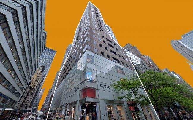 575 Fifth Avenue (Credit: Google Maps)