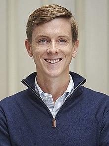 Chris Hughes (Credit: Wikipedia)